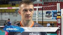 ZAKSA - Jastrzębski 3-1. Łukasz Wiśniewski: Nie tak sobie wyobrażałem wynik. Wideo