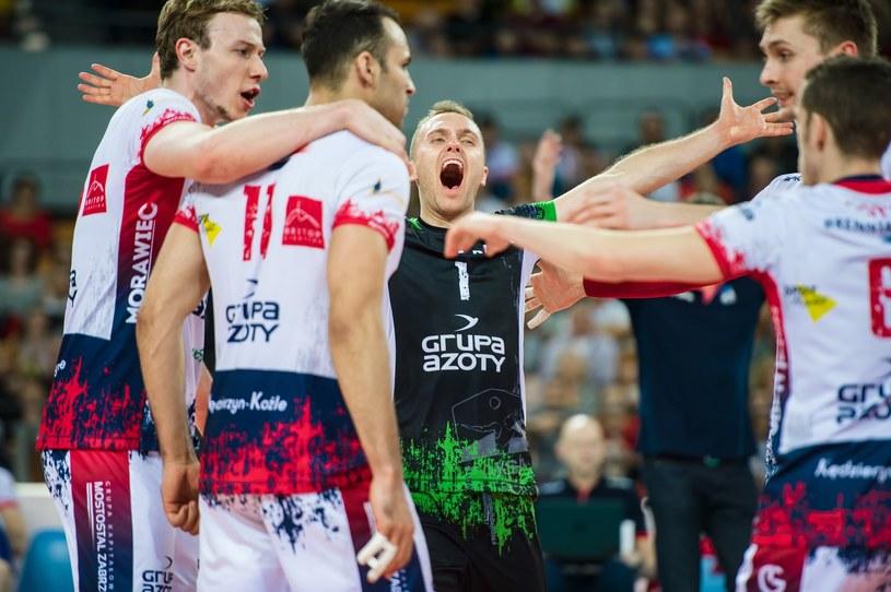 ZAKSA Kędzierzyn-Koźle /Maciej Witkowski /East News
