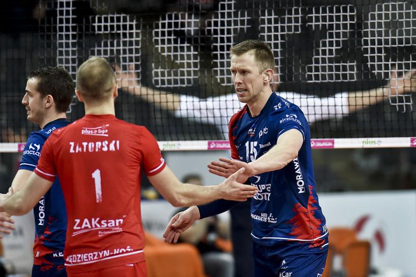 ZAKSA Kędzierzyn-Koźle /Marcin Bulanda /Newspix