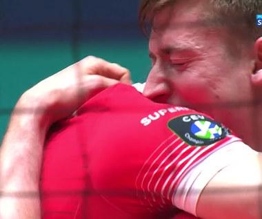 ZAKSA - Trentino. Łzy radości siatkarzy ZAKSY po zdobyciu Ligi Mistrzów! (POLSAT SPORT). Wideo