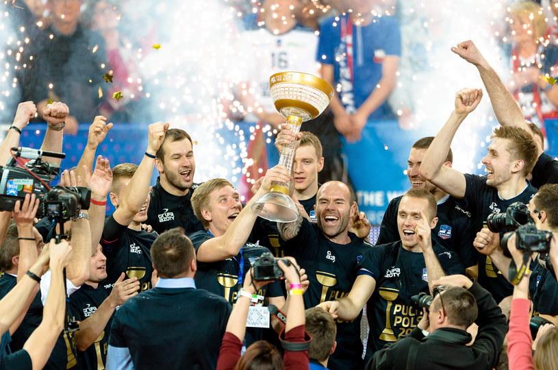 ZAKSA zdobyła ostatnio Puchar Polski. Czas na LM /Maciej Kulczyński /PAP