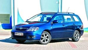 Zakup Corolli z fabryczną instalacją LPG
