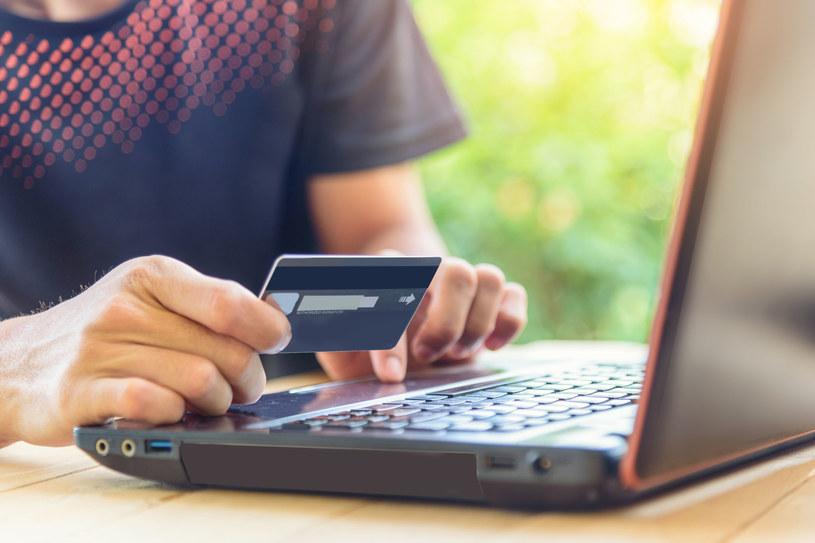 Zakupy przez internet opłacają się  znacznie bardziej niż stacjonarne /123RF/PICSEL