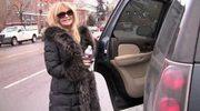 Zakupy świąteczne Goldie Hawn