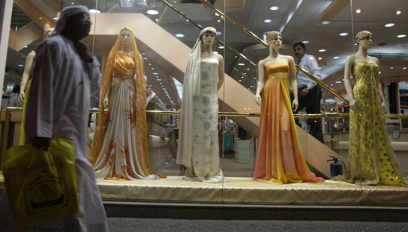 Zakupy w Dubaju /AFP