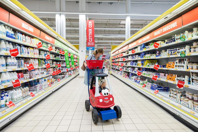 Zakupy w Zabrzu; zdj. ilustracyjne /Daniel Dmitriew /Agencja FORUM