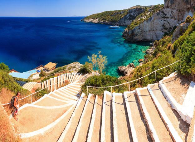 Zakynthos to wyspa, która uszczęśliwi plażowiczów, jak i amatorów aktywnego spędzania czasu /123RF/PICSEL