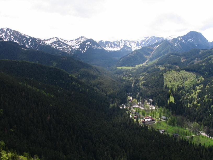 Załamanie pogody spodziewane jest w Tatrach /RMF