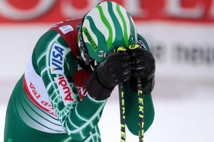 Załamany Bode Miller stracił motywację i serce do sportu. /AFP