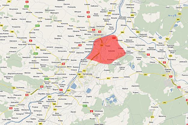 Coraz Trudniejsza Sytuacja W Sandomierzu Fakty W Interia Pl