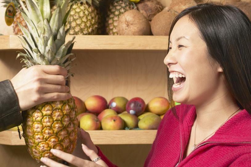 zalety ananasa /© Photogenica