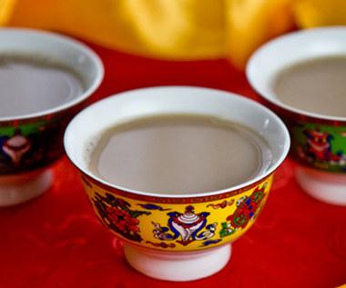 Zalety picia napoju tybetańskiego