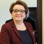 Zalewska apeluje do nauczycieli: Bądźcie przy swoich uczniach