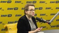 Zalewska w Porannej rozmowie RMF (01.02.17)