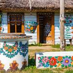 Zalipie: Malowana wieś, która podbija Instagram