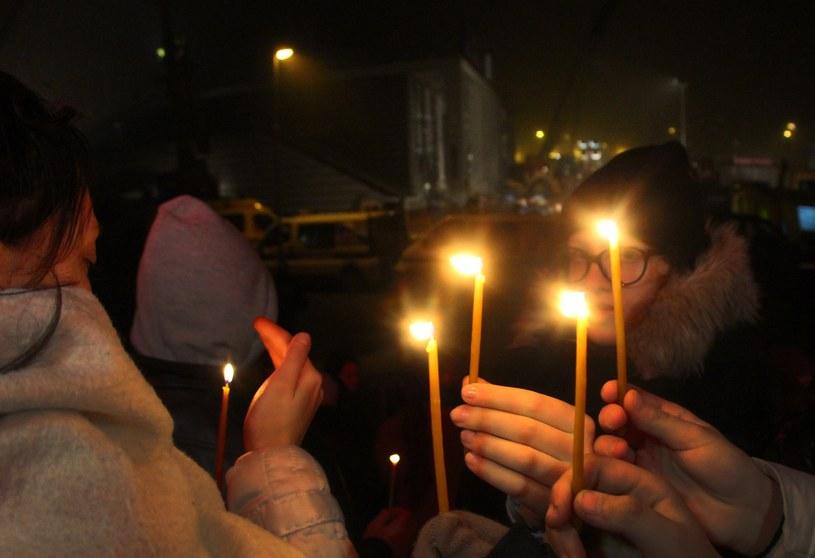 Żałoba na Łotwie potrwa trzy dni /AFP