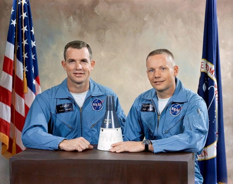 Załoga Gemini 8 – David Scott i Neil Armstrong /NASA