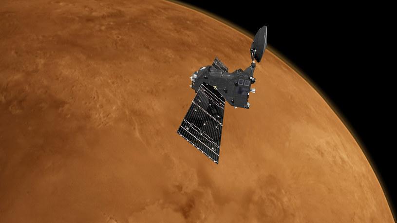 Załogowa misja na Marsa coraz bliżej /materiały prasowe