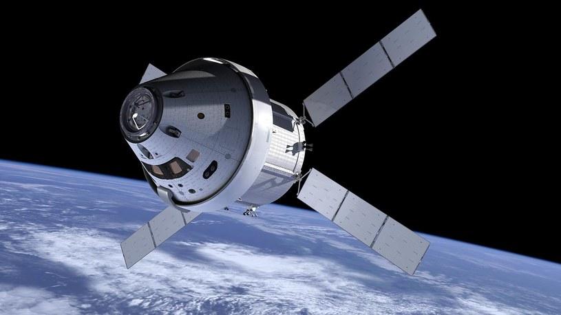 Załogowe loty Oriona rozpoczną się nie wcześniej niż w 2021 r. /NASA