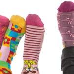 Załóż dziś kolorowe skarpetki! Okaż solidarność z osobami z zespołem Downa