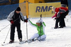 Załóż narty i ciesz się zimą w górach!