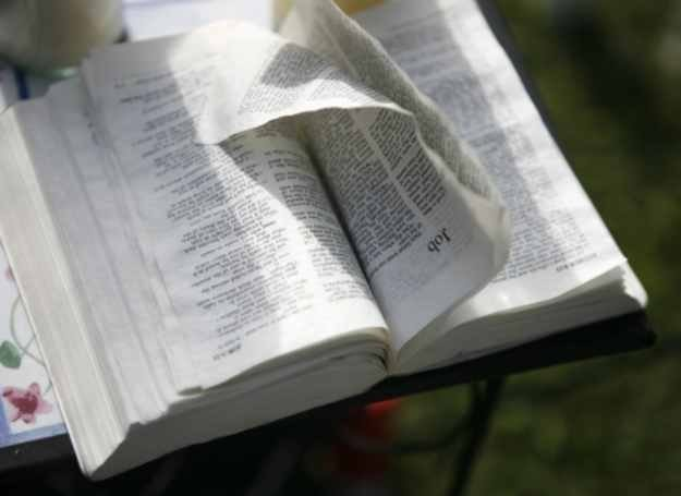 Założenia diety Alleluja pochodzą z Biblii /Getty Images/Flash Press Media