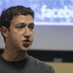 Założyciel Facebooka rozdaje majątek