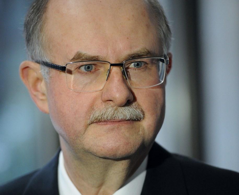 Założyciel firmy Optimus Roman Kluska /PAP/Andrzej Hrechorowicz /PAP