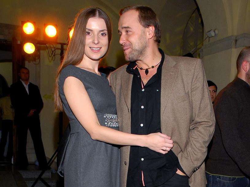 - Żałuję, że mój tata zmarł nim poznałam Łukasza - mówi Halinka. - Są do siebie bardzo podobni  /MWMedia