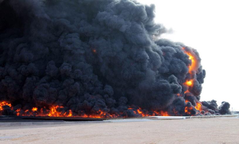 Zamach bombowy w Libii, zdj. ilustracyjne /PAP/EPA
