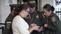 Zamach na akademię policyjną w Bogocie
