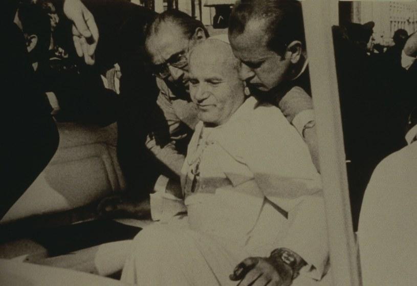 Zamach na Jana Pawła II /East News
