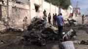 Zamach na konwój ONZ w Somalii. Nie żyją 4 osoby