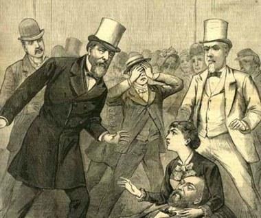 Zamach na prezydenta Garfielda