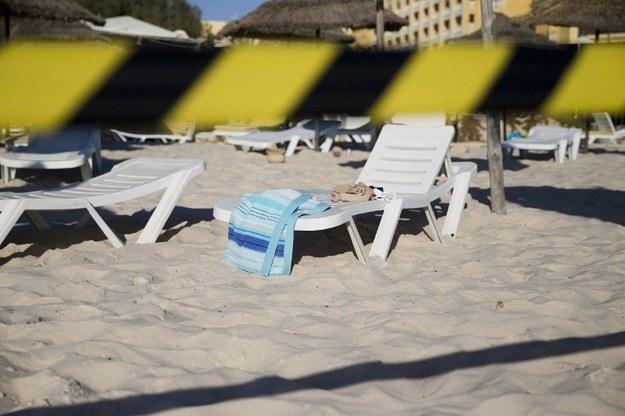 Zamach terrorystyczny w Tunezji /AFP