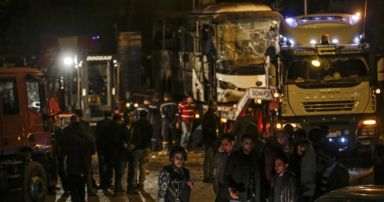 Zamach w Egipcie. Zginęli turyści