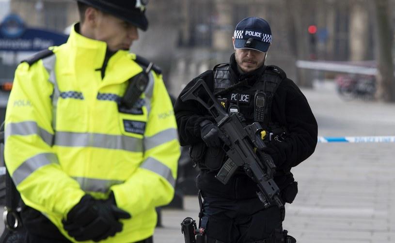 Zamach w Londynie /WILL OLIVER  /PAP/EPA