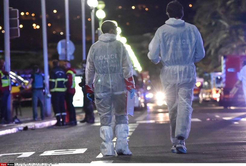 Zamach w Nicei /LIONEL URMAN/SIPA /East News