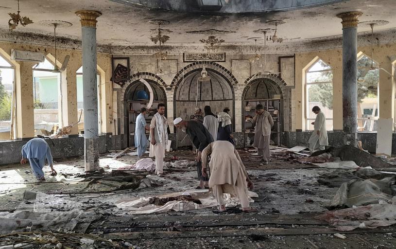 Zamach w prowincji Kunduz /Associated Press /East News