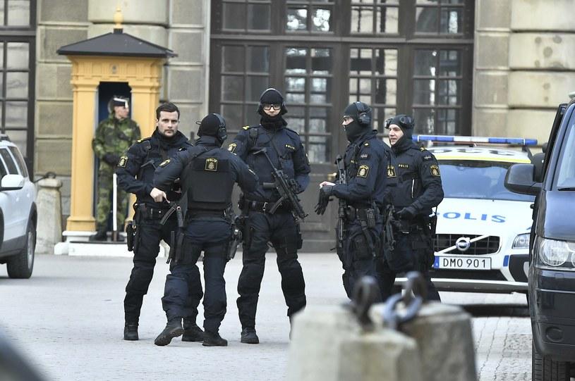 Zamach w Szwecji /Claudio Bresciani    /PAP/EPA