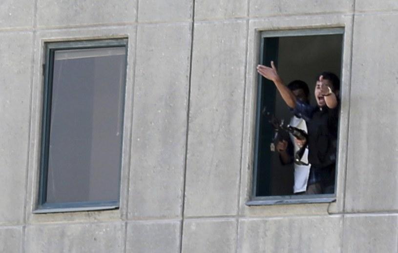 Zamach w Teheranie /OMID WAHABZADEH /PAP/EPA