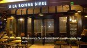 Zamachowcy zabili tu 5 osób. Paryska restauracja znów otwarta