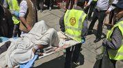 Zamachowiec wysadził się w Kabulu. Nie żyje 48 osób