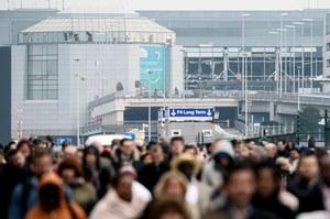 Zamachy w Brukseli: Eksplozje na lotnisku i stacji metra