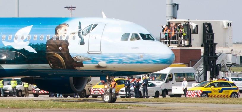 Zamachy w Brukseli. Pierwsze loty z lotniska w Zaventem /AFP