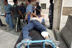 Zamachy w Iraku. Ładunki eksplodowały przed ambasadami