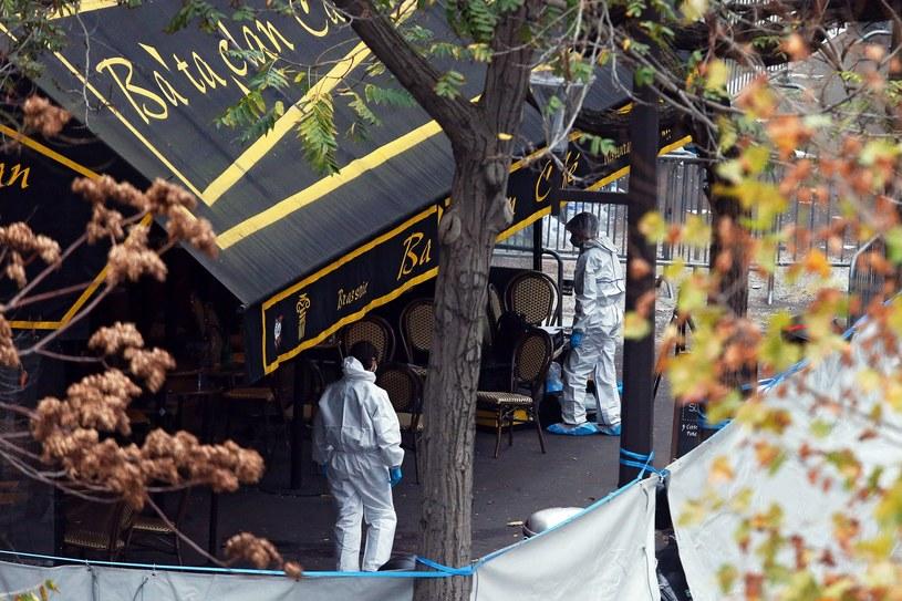Zamachy w Paryżu. Sala Bataclan nie zostanie nigdy zamknięta /PAP/EPA