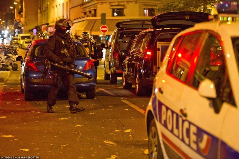 Zamachy w Paryżu wstrząsnęły światem /Tadeusz Koniarz/REPORTER /East News