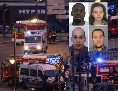 Zamachy we Francji. 3 napastnicy nie żyją, wspólniczka jednego z nich na wolności