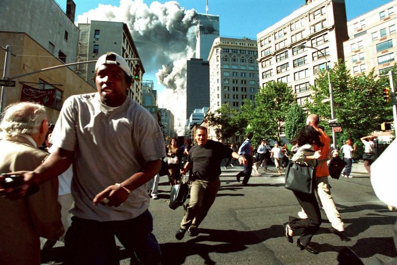 Zamachy z 11 września wstrząsnęły światową opinią publiczną /Robert Stolarik /East News